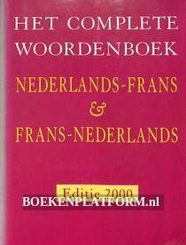 Het complete woordenboek Nederlands- Frans & F-N