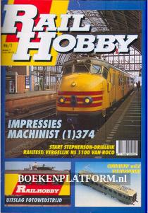 Railhobby jaargang 1996