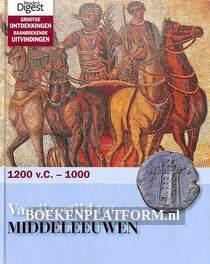 Van IJzertijd tot Middeleeuwen