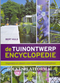 De tuinontwerp encyclopedie