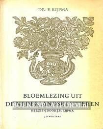 Bloemlezing uit de Nederlandse letteren