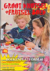 Groot Knutsel + Frutselboek