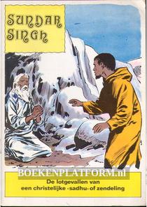 De lotgevallen van een christelijk sadhu of zendeling