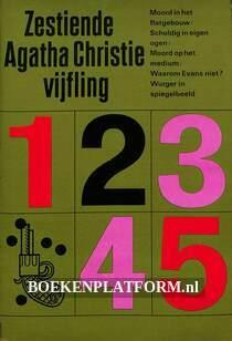 Zestiende  Agatha Christie vijfling