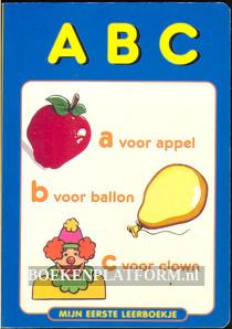 ABC mijn eerste leesboekje