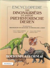 Encyclopedie van Dinosauriers en andere Prehistorische dieren