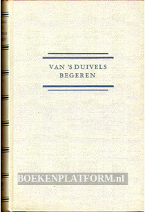 Van 's Duivels begeren
