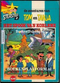 Tom en Tanja, Het spook van Koblenz