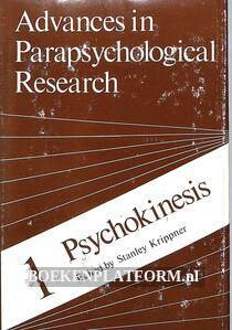 Advances in Parapsychological Research 1