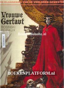 De klaagzand van de verloren gewesten, Vrouwe Gerfaut