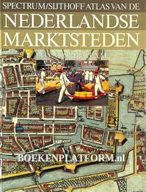 Atlas van de Nederlandse Marktsteden
