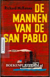 De mannen van de San Pablo