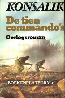 De tien commando's