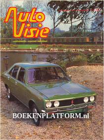 Autovisie 1973 Complete jaargang