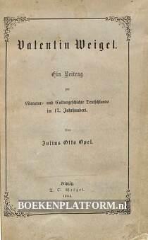 Valentin Weigel