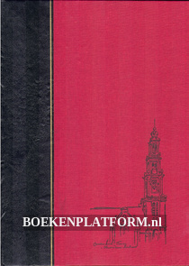Ons Amsterdam 1961 Ingebonden met originele band