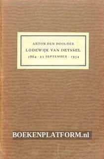 Lodewijk van Deysel