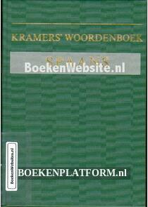 Kramer's woordenboek Spaans