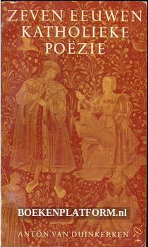 0022 Zeven eeuwen katholieke poëzie