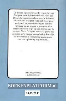 0038 Maigret en de geschaduwde schoolmeester
