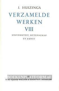 Verzamelde werken VIII J.Huizinga