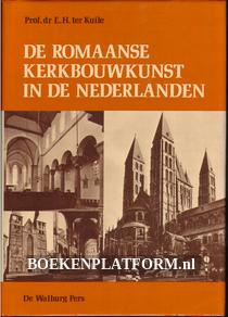 De Romaanse kerkbouwkunst in de Nederlanden