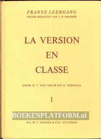 La Version en Classe