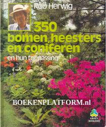 350 bomen, heesters en coniferen