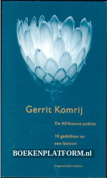 De Afrikaanse poezie