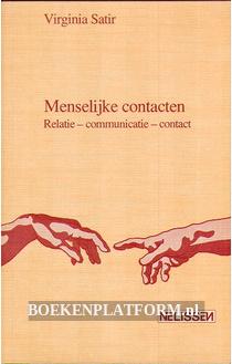 Menselijke contacten