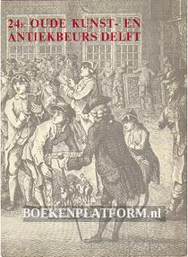 24e oude kunst- en antiekbeurs Delft