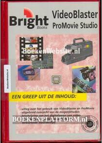 VideoBlaster ProMovie Studio