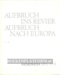 Aufbruch ins Revier, Aufbruch nach Europa 1871-1971