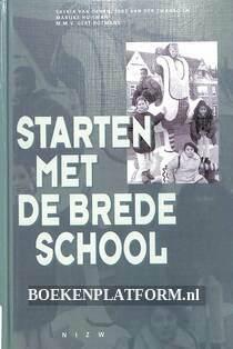 Starten met de brede school