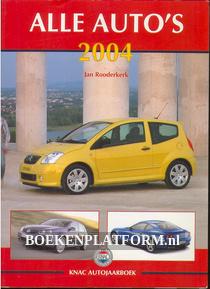 Alle auto's 2004