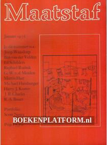 Maatstaf 01-1976