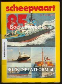Scheepvaart 85