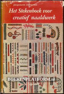 Het stekenboek voor creatief naaldwerk