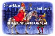 Sinterklaas is in het land!