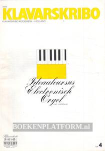 Ideaalcursus Electronisch Orgel met voetklavier les 4