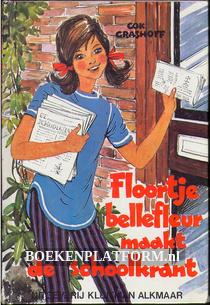 Floortje Bellefleur maakt de schoolkrant