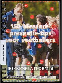 150 blessure preventie-tips voor voetballers