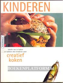 Kinderen, creatief koken
