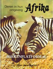 Dieren in hun omgeving, Afrika