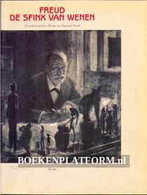 Freud de sfinx van Wenen