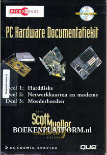 PC Hardware Documentatiekit 3 delig