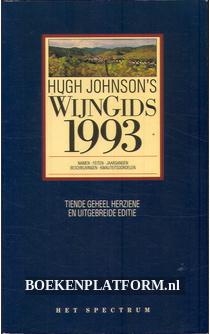 Hugh Johnson's Wijngids 1993
