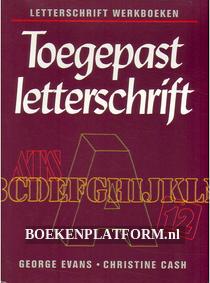 Toegepast letterschrift
