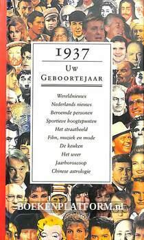 1937 Uw geboortejaar