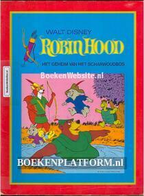 Robin Hood Het geheim van het Scharwouderbos